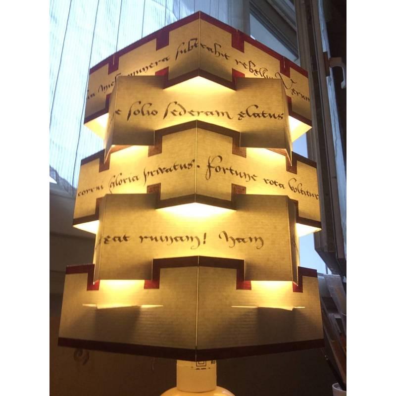 Lampe d'ambiance unique et originale