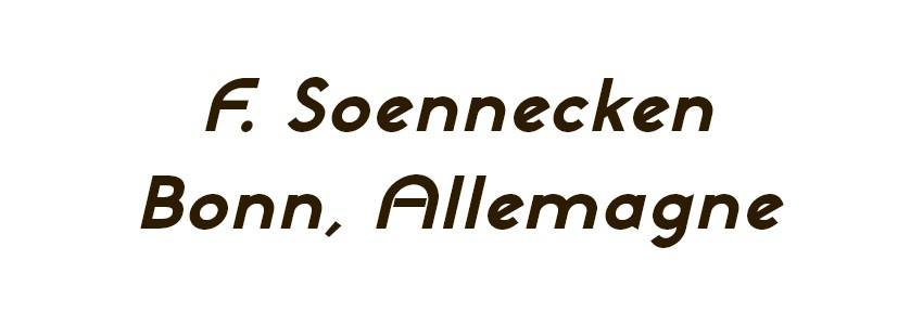 Les plumes F. Soennecken